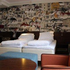 Отель Best Western Plus Hotell Hordaheimen 3* Стандартный номер с двуспальной кроватью
