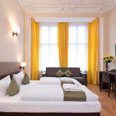 Отель ABENDSTERN Берлин комната для гостей фото 3