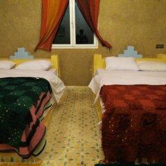 Отель Kasbah Le Berger, Au Bonheur des Dunes Марокко, Мерзуга - отзывы, цены и фото номеров - забронировать отель Kasbah Le Berger, Au Bonheur des Dunes онлайн комната для гостей фото 3