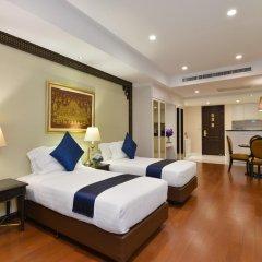 Отель Centre Point Silom 4* Стандартный номер фото 6