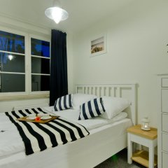 Апартаменты Imperial Apartments Valor Сопот комната для гостей