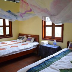 Отель Hoang Kim Homestay Стандартный номер