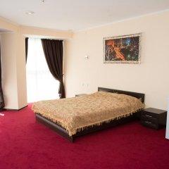 Mark Plaza Hotel 2* Стандартный номер двуспальная кровать фото 10