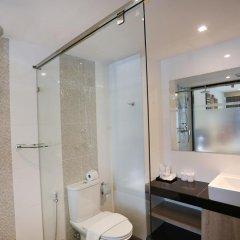 Отель Paripas Patong Resort 4* Номер Делюкс с двуспальной кроватью фото 6