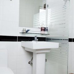 Cloud 9 hotel ванная