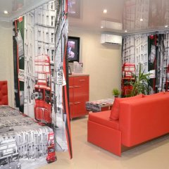 Апартаменты Red Bus Apartment na Mira Апартаменты с различными типами кроватей фото 23