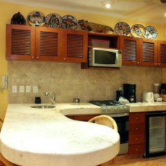 Villas Sacbe Condo Hotel and Beach Club 4* Апартаменты фото 8
