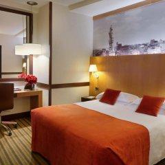 Отель Starhotels Ritz 4* Улучшенный номер с различными типами кроватей фото 12