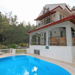 Отель Dream Of Holiday Bbf Aparts Олудениз бассейн фото 2