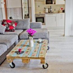 Апартаменты Royal Bellezza Apartments Улучшенная студия с различными типами кроватей фото 9