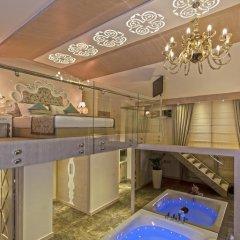 Xperia Saray Beach Hotel 4* Улучшенные апартаменты с различными типами кроватей фото 7