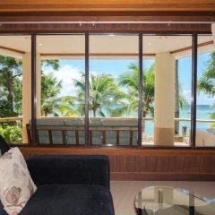 Отель Ko Tao Resort - Beach Zone 3* Номер Делюкс с различными типами кроватей фото 4