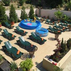 Мини-отель Папайя Парк бассейн
