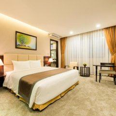 Muong Thanh Hanoi Centre Hotel 3* Улучшенный номер с различными типами кроватей фото 3