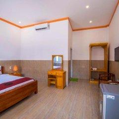 Отель Hanh Ngoc Bungalow 2* Стандартный номер с двуспальной кроватью фото 4