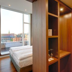 AMERON Hamburg Hotel Speicherstadt 4* Стандартный номер с различными типами кроватей фото 4
