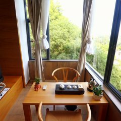 Отель Xiamen Gulangyu Liuyue Sea View Hotel Китай, Сямынь - отзывы, цены и фото номеров - забронировать отель Xiamen Gulangyu Liuyue Sea View Hotel онлайн удобства в номере фото 2
