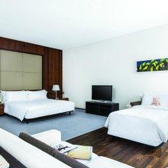 Отель The Langham, New York, Fifth Avenue Полулюкс с различными типами кроватей фото 4