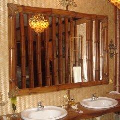 Отель Hôtel Fenua Mata'i'oa ванная фото 2