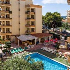 Отель Apartamentos Arlanza балкон