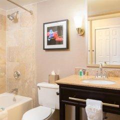 Crowne Plaza Memphis Downtown Hotel 3* Стандартный номер с различными типами кроватей