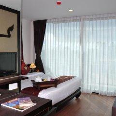 Отель Royal Thai Pavilion Hotel Таиланд, Паттайя - отзывы, цены и фото номеров - забронировать отель Royal Thai Pavilion Hotel онлайн комната для гостей фото 3