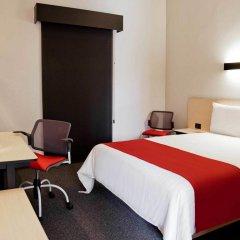 Отель City Express Ciudad Victoria 3* Стандартный номер с различными типами кроватей фото 2