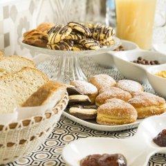 Отель Reno bed and breakfast Кальдерара-ди-Рено питание