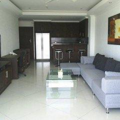 Отель Vtsix Condo Service at View Talay Condo Президентский люкс с различными типами кроватей