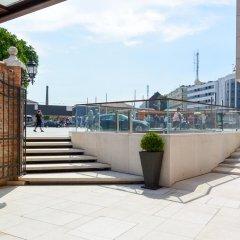 Santa Chiara Hotel & Residenza Parisi Венеция бассейн