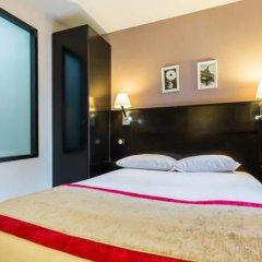 Hotel Bonsejour Montmartre 3* Стандартный номер с разными типами кроватей фото 30