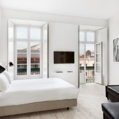 Апартаменты Hello Lisbon Rossio Collection Apartments комната для гостей фото 4