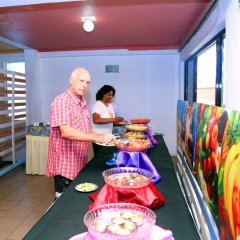 Отель Topaz Beach детские мероприятия