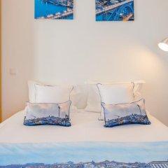 Апартаменты Charm Apartments Porto Студия разные типы кроватей фото 15