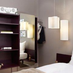 25hours Hotel Zürich West 4* Номер Silver с двуспальной кроватью фото 12