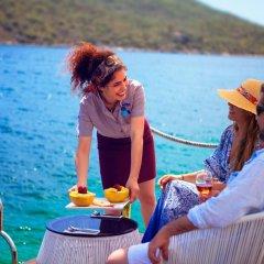 The Doria Hotel Yacht Club Kas Турция, Патара - отзывы, цены и фото номеров - забронировать отель The Doria Hotel Yacht Club Kas онлайн питание