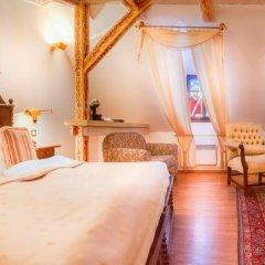 Hotel U Krale Karla 4* Улучшенный номер с различными типами кроватей фото 7
