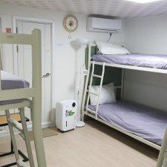 Отель Guest house & YOU 2* Стандартный номер с различными типами кроватей фото 8