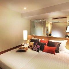 Отель Pakasai Resort 4* Номер Делюкс с различными типами кроватей фото 4