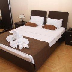 Отель Nitsa Стандартный номер с двуспальной кроватью фото 3