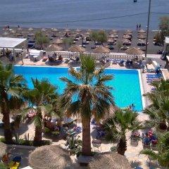 Kamari Beach Hotel 2* Стандартный номер с двуспальной кроватью фото 13