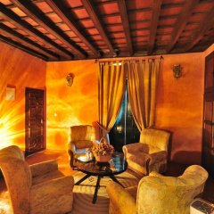 Отель Hacienda El Santiscal - Adults Only Люкс с различными типами кроватей фото 5