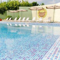 Гостиница Zeleny Kampus бассейн
