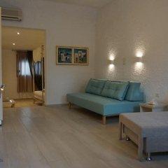 Отель Ariadni Blue 3* Номер Делюкс с разными типами кроватей фото 3