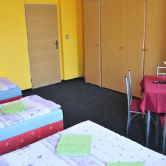 Hostel Alia Стандартный номер с различными типами кроватей (общая ванная комната) фото 14
