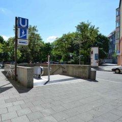 Апартаменты Puro Design Apartment Мюнхен парковка