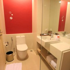 Sleep With Me Hotel design hotel @ patong 4* Улучшенный номер фото 8