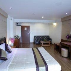 Отель Nanatai Suites 3* Улучшенный номер разные типы кроватей фото 9