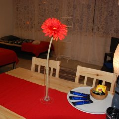 Апартаменты Helppo Hotelli Apartments Rovaniemi Студия с различными типами кроватей фото 4