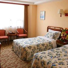 Отель Beijing Exhibition Centre Hotel Китай, Пекин - отзывы, цены и фото номеров - забронировать отель Beijing Exhibition Centre Hotel онлайн комната для гостей фото 5
